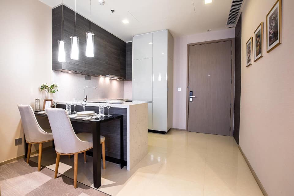 The Esse Asoke - 1 bed