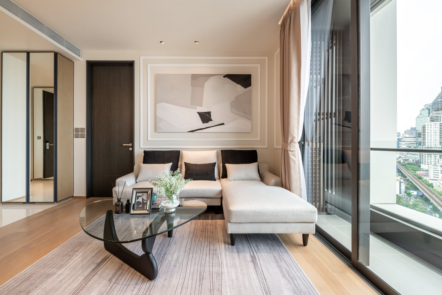 BEATNIQ Sukhumvit 32 - 1 bed